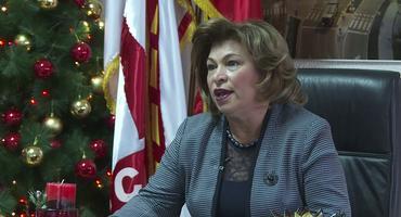 Embedded thumbnail for Новогодишно интервју - Гордана Кожуваровска, Председател на РСБСП